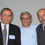 Mirosław Madejski, Mooli Lahad i Wojciech Szlagura